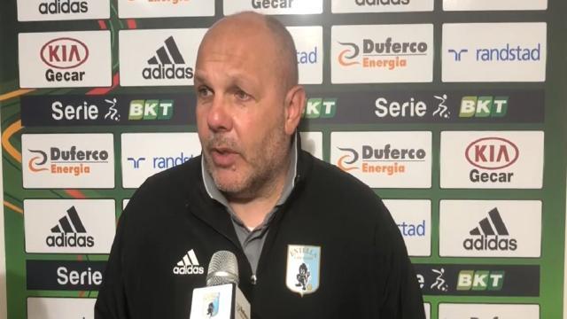 Ascoli-Entella 1-1, anche Tedino è ai saluti dopo l'ennesima vittoria mancata