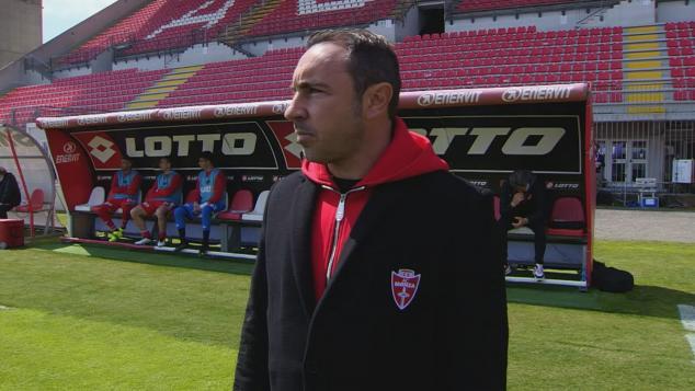 Monza-Cremonese 2-1, le voci di Brocchi e Pecchia post gara