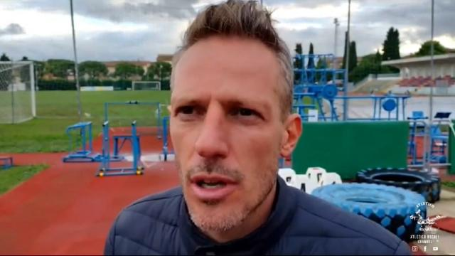Biagio Nazzaro-Atletico Ascoli 2-1, Giandomenico: ''Buona gara ma ingenui sui loro gol''