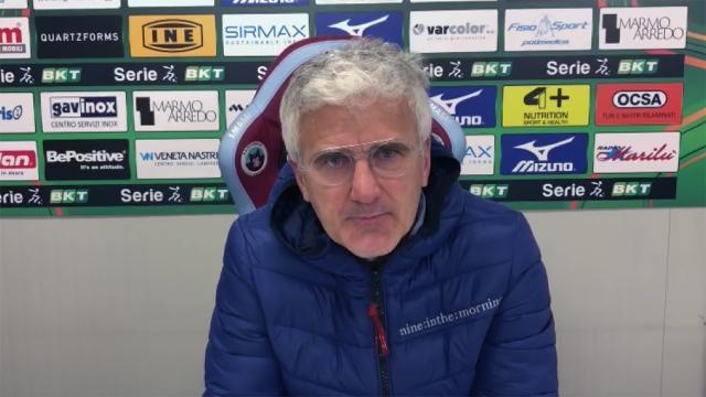 """Cittadella-Ascoli 1-0, la voce di Venturato: """"Non era una gara semplice, siamo stati bravi ad interpretarla"""""""