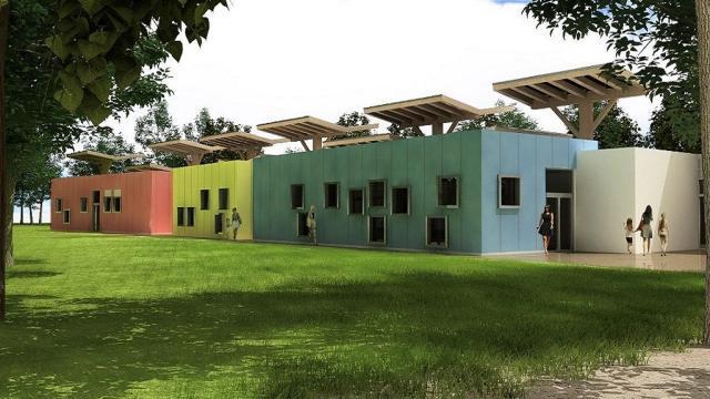 Monteprandone: nuovo asilo nido comunale, consegnati i lavori