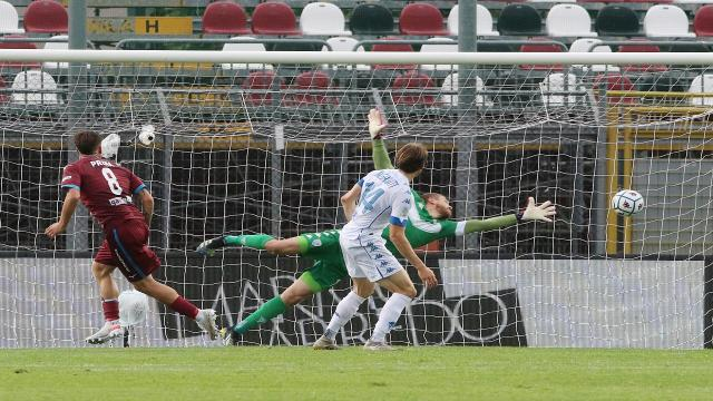Cittadella-Brescia 1-0, Proia regala a Venturato la semifinale playoff con il Monza