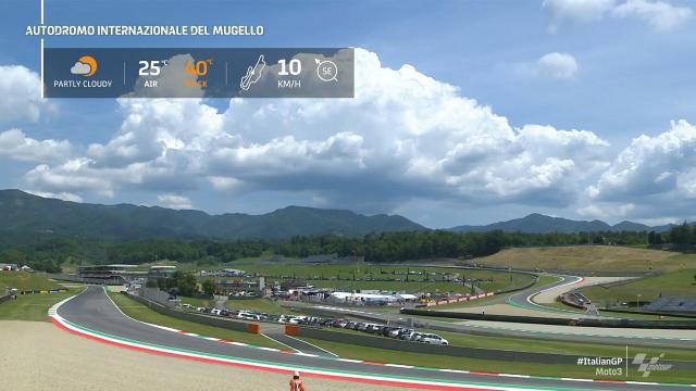 Moto3, Fenati parte dalla terza fila al Mugello. Drammatico incidente in prova per Dupasquier