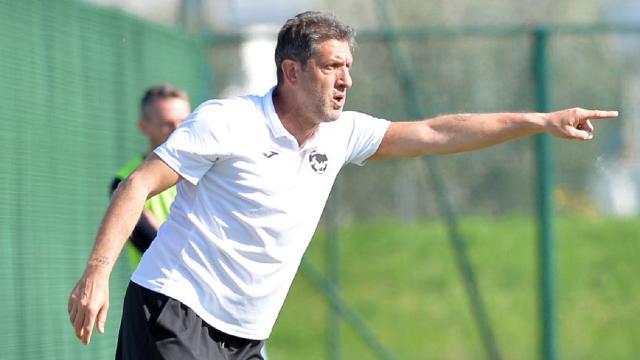 """Atletico Ascoli-Valdichienti Ponte 2-1, la voce di Aloisi: """"Grande prova tattica e caratteriale"""""""