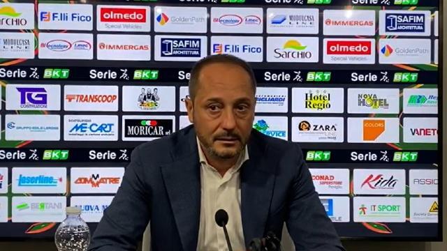 """Reggiana, Salerno: """"Chiedo scusa a città per retrocessione ma campionato non è regolare. Esposto in Figc"""""""