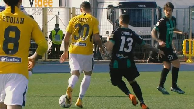Pordenone-Ascoli 1-1, Mosti risponde a Ciurria ed evita al Picchio il terzo ko di fila