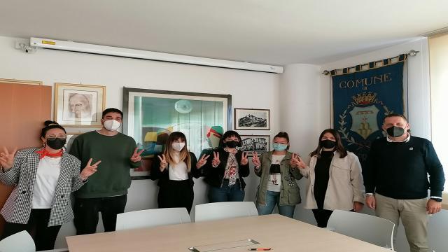Monteprandone: Servizio Civile Universale, partito il progetto per sette giovani