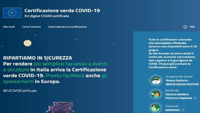 Coronavirus, Draghi firma Dpcm per green pass. Modalità per ottenerlo e quando servirà
