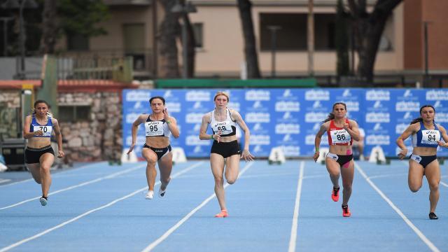 Atletica leggera: Campionati Italiani juniores, argento per l'ascolana Angelini nei 100 metri