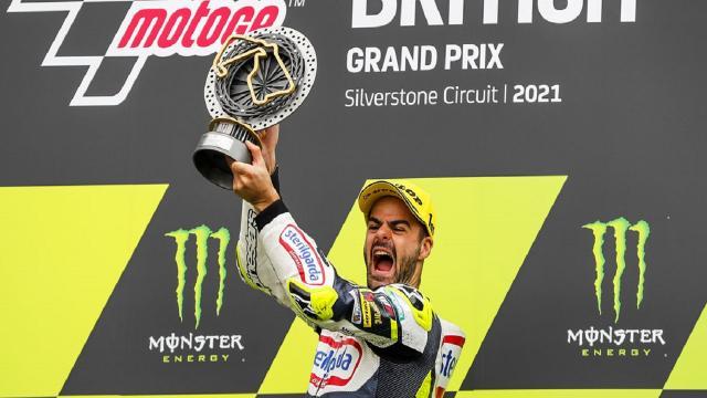 Moto3, Fenati domina a Silverstone e conquista la tredicesima vittoria mondiale