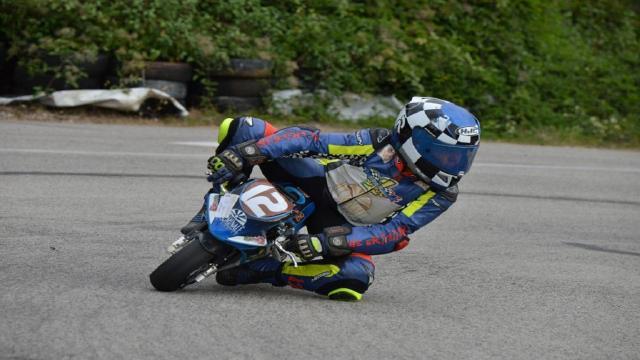 Campionato Italiano CIV Junior, sempre più in alto il giovane castoranese Micky12 Quitadamo