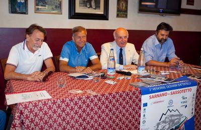 Trofeo Scarfiotti, Sarnano si tinge due volte di tricolore
