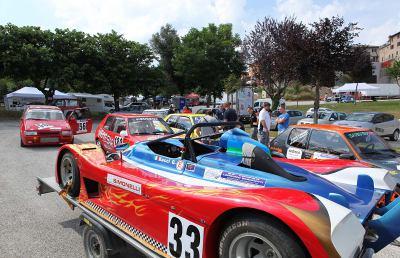 23º Trofeo Lodovico Scarfiotti, giornata dedicata alle verifiche