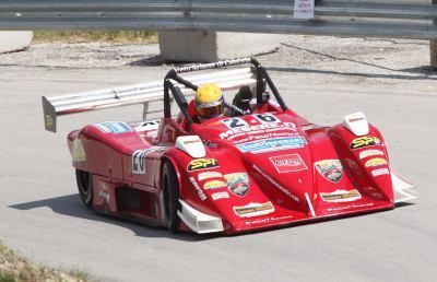 23° Trofeo Lodovico Scarfiotti, Scola junior vola nelle prove