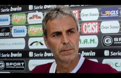 Ascoli Calcio, Vallesi: «Il mister ha le idee chiare»