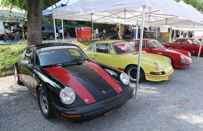 Trofeo Scarfiotti per auto storiche, effettuate le verifiche