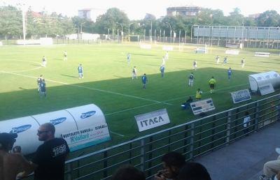 Ascoli Calcio, Coppa Italia amara contro il Pontisola