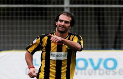 Ascoli Calcio, l'argentino Vegnaduzzo si aggrega alla squadra