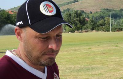 Ascoli Calcio, Pergolizzi: «Non sono un soldatino sissignore»