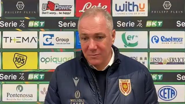"""Monza-Reggiana 2-0, le voci di Brocchi e Alvini (""""Fatichiamo a segnare ma squadra è ancora viva"""")"""