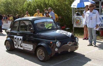 Coppa Paolino Teodori 2013, tutte le Auto Storiche in gara
