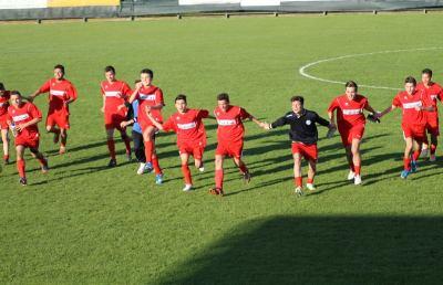 Grottammare Calcio, in trionfo gli Allievi Provinciali di mister Fiscaletti