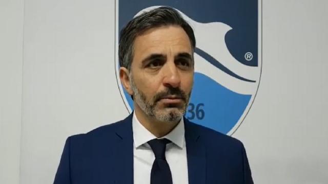 Pescara-Cremonese 0-2, le voci di Breda e Pecchia post gara