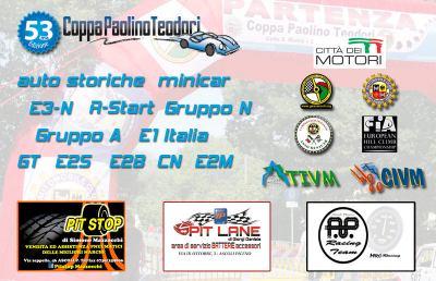 Coppa Paolino Teodori 2014, speciale con video delle auto in gara
