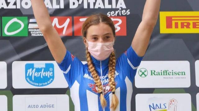 FCI Marche: splendido trionfo di Giulia Rinaldoni a Nalles tra le donne allieve