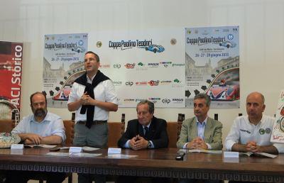 Coppa Paolino Teodori, presentata ufficialmente 54ª edizione