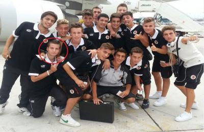 Monticelli Calcio, preso il giovane esterno di difesa Mancini
