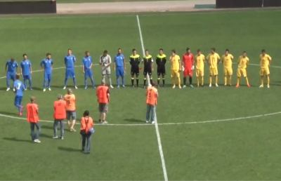 Monticelli-Amiternina 2-1, highlights