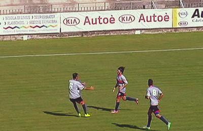 Campobasso-Recanatese 4-3, highlights