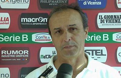 Vicenza-Bari 0-0, le voci di Marino e Nicola post gara