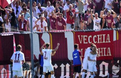 Serie D girone F, Alma Juventus Fano e Monticelli a punteggio pieno