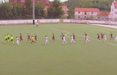 Olympia Agnonese-Alma Fano 0-1, highlights