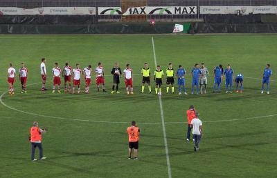 Monticelli-Jesina 3-0, highlights