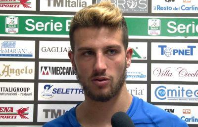 Monticelli, la voce di Petrucci dopo la vittoria con la Jesina