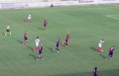 Campobasso-Sambenedettese 0-1, highlights