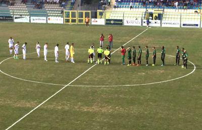 Fermana-Chieti 2-1, highlights e interviste post gara