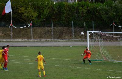 Matelica-Amiternina 3-3, highlights e interviste post gara