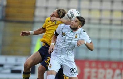 Modena-Ternana 1-0, Olivera regala la prima gioia a Crespo