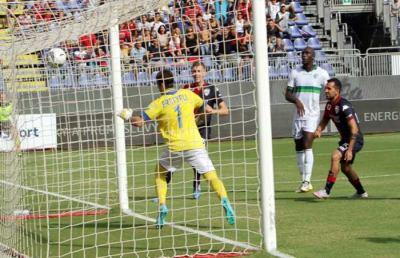 Terzo turno Serie B, Cagliari e Cesena in scia alla capolista Livorno
