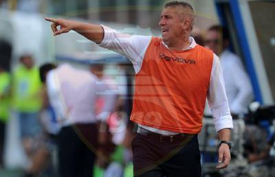 Salernitana-Spezia 0-2, le voci di Torrente e Bjelica post gara