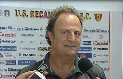 Recanatese-Monticelli 0-0, voci Stallone e Camilletti post gara