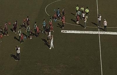 Sambenedettese-Castelfidardo 1-0, highlights