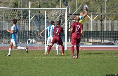 Isernia-Fano 0-0, highlights