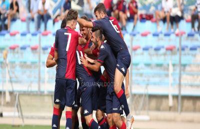 Serie B 5° turno: Cagliari sorpassa Livorno, in palla Spezia e Crotone