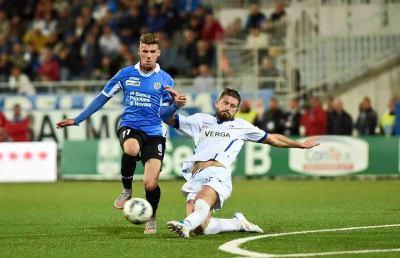 Novara-Como 0-2, primo successo dei lariani con vista Ascoli