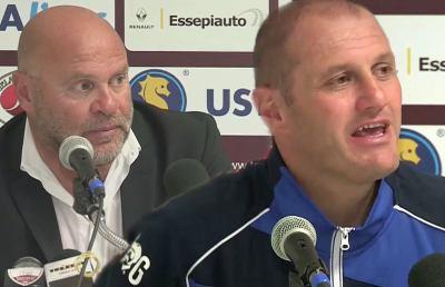 Trapani-Perugia 0-0, le voci di Cosmi e Bisoli post gara